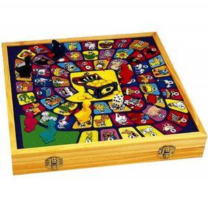 malette de jeux de societe classique achat vente jeux et jouets pas chers. Black Bedroom Furniture Sets. Home Design Ideas