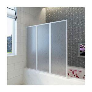 salle de bains pare baignoire achat vente salle de bains pare baignoire pas cher cdiscount. Black Bedroom Furniture Sets. Home Design Ideas
