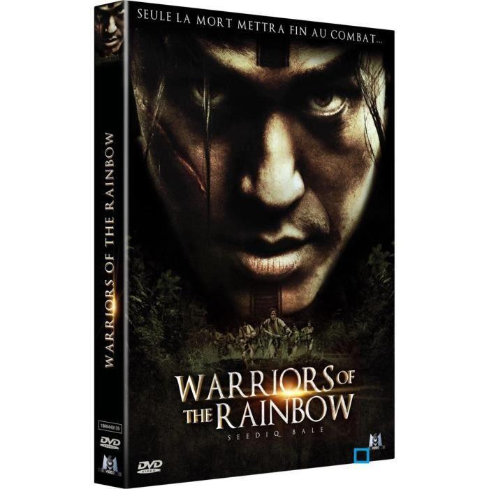 DVD WARRIORS OF THE RAINBOW En Dvd Film Pas Cher Lin Ching