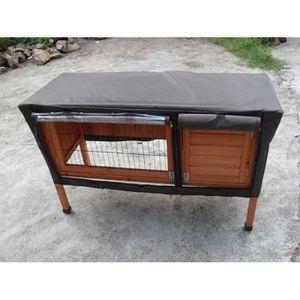 protection pour clapier achat vente protection pour clapier pas cher soldes cdiscount. Black Bedroom Furniture Sets. Home Design Ideas
