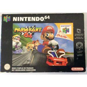 JEU NINTENDO 64 Mario kart Nintendo 64
