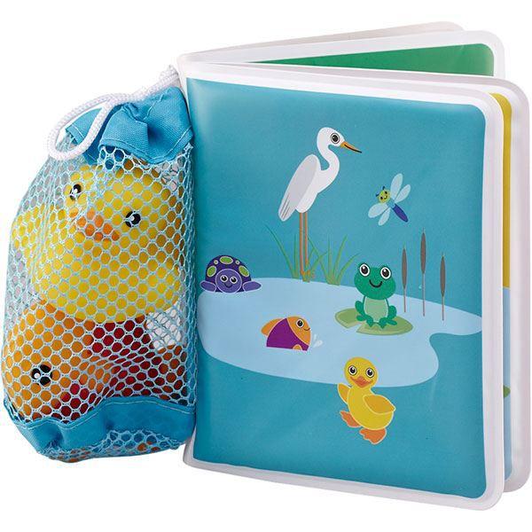 livre de bain avec 2 aspergeurs achat vente jouet de bain cdiscount. Black Bedroom Furniture Sets. Home Design Ideas