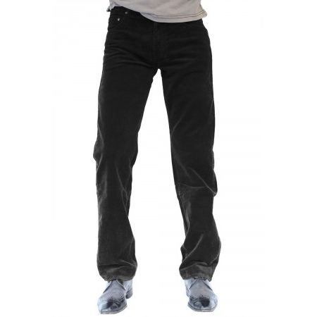 Velours Ober Alex noir Achat   Vente jeans Pantalon Velours Ober 29cf1a7a2fa1