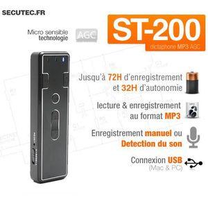 mini micro espion achat vente mini micro espion prix doux cdiscount. Black Bedroom Furniture Sets. Home Design Ideas