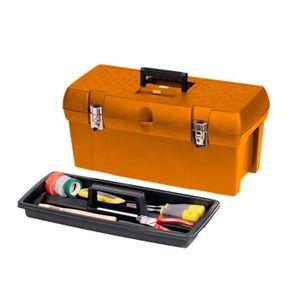 caisse a outils vide achat vente caisse a outils vide pas cher cdiscount. Black Bedroom Furniture Sets. Home Design Ideas