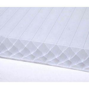 plaque polycarbonate 16 mm achat vente plaque polycarbonate 16 mm pas cher cdiscount. Black Bedroom Furniture Sets. Home Design Ideas
