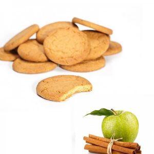 GOÛTER MINCEUR Biscuits Pomme cannelle light