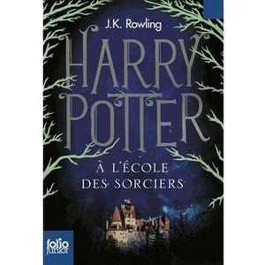 LIVRES ADOLESCENTS Harry Potter à l'Ecole des Sorciers - J.K. Rowling