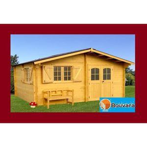 chalet en bois habitable achat vente chalet en bois habitable pas cher les soldes sur. Black Bedroom Furniture Sets. Home Design Ideas