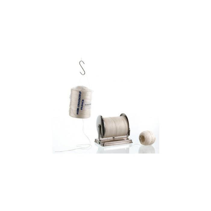 ficelle de cuisine lin blanc filpack achat vente ficelle de cuisson ficelle de cuisine lin. Black Bedroom Furniture Sets. Home Design Ideas
