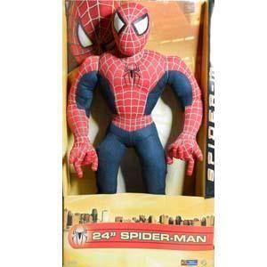 figurine spiderman 2 articul 61 cm peluche achat. Black Bedroom Furniture Sets. Home Design Ideas