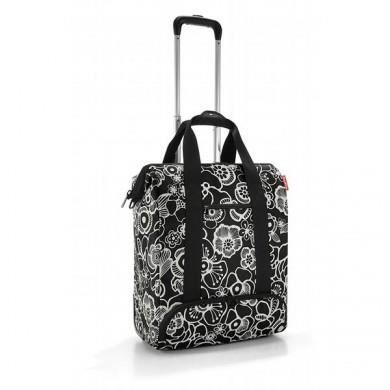sac cabine roulette fleurs noires noir achat vente valise bagage 4012013566028 cdiscount. Black Bedroom Furniture Sets. Home Design Ideas