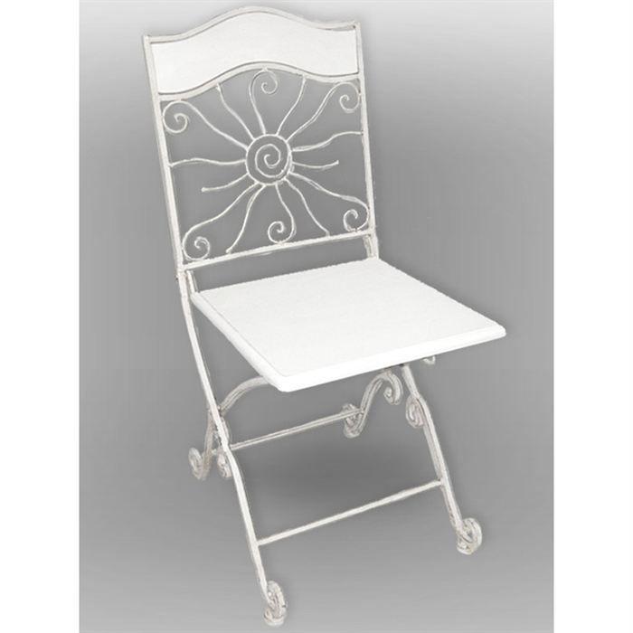 Chaise de sol pliable metal for crafts - Chaise enfant pliable ...