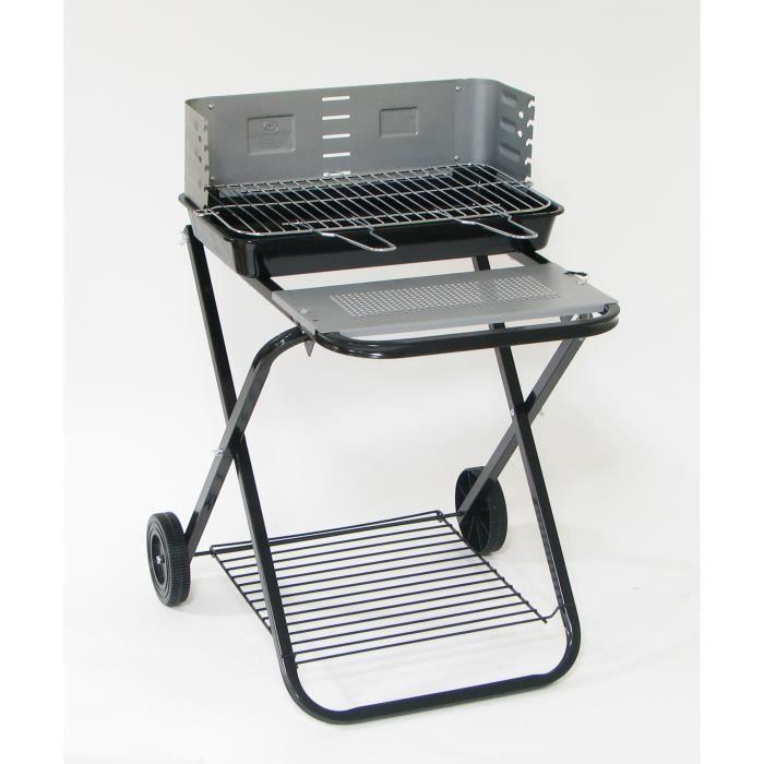 somagic barbecue pliant 52x30 cm achat vente barbecue barbecue pliant cdiscount. Black Bedroom Furniture Sets. Home Design Ideas
