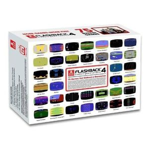 Console Atari Flashback 4 + 75 Jeux