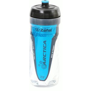 ZEFAL Bidon Artica 550ml isotherme bleu