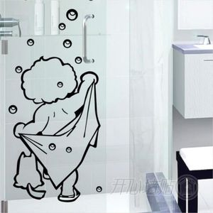 Stickers douche achat vente stickers douche pas cher - Sticker douche salle de bain ...