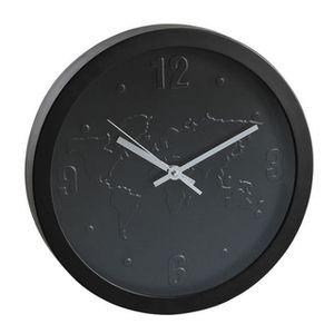 Horloge murale monde achat vente horloge murale monde pas cher cdiscount - Horloge murale monde ...