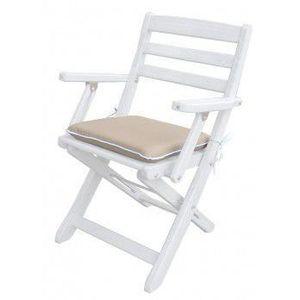 Coussin pour chaise de jardin achat vente coussin pour for Assise pour chaise haute