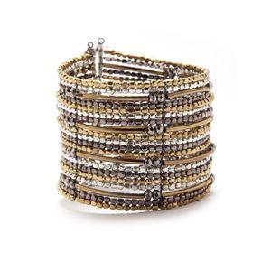 BRACELET - GOURMETTE Bracelet manchette, accessoire fantaisie
