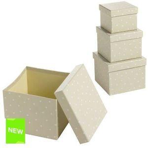 Boite de rangement carton blanc achat vente boite de - Boite de rangement carton pas cher ...
