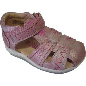 SANDALE - NU-PIEDS Sandales roses pour bébés filles