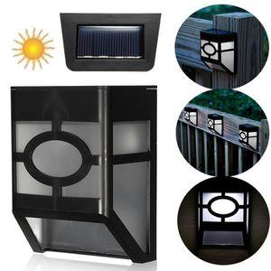 Aplique eclairage exterieur achat vente aplique for Eclairage exterieur applique murale solaire