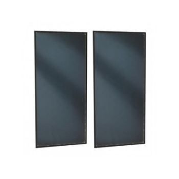 pack 2 panneaux solaire thermique solerio atlantic achat vente kit photovoltaique cdiscount. Black Bedroom Furniture Sets. Home Design Ideas
