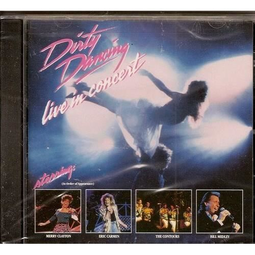 Various Dirty Dancing Original Soundtrack From The Vestron Motion Picture