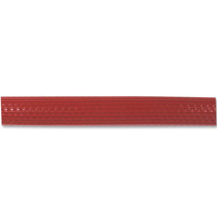 Bobine de 20 m de tuyau multi usages pvc souple rouge - Tuyau pvc souple ...