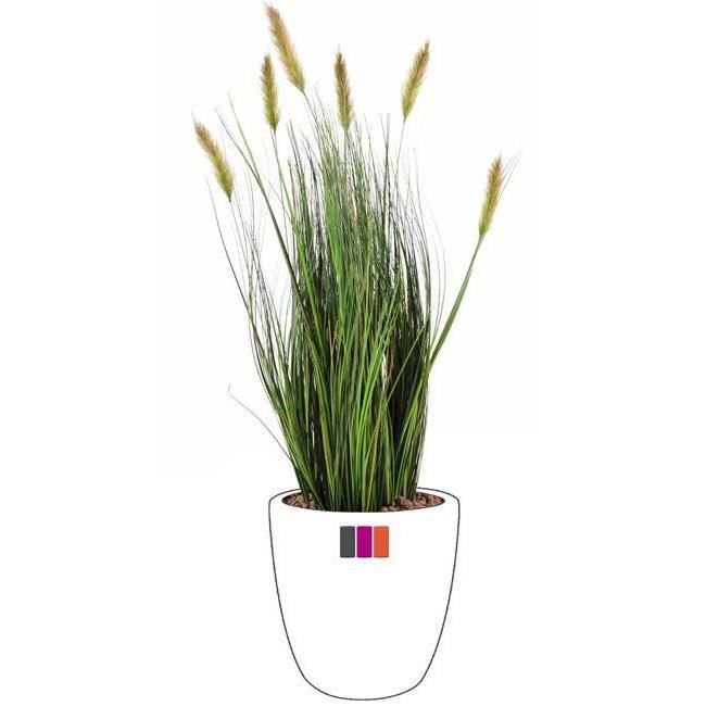 Foxtail artificiel 90cm herbe gramin e achat vente for Plantes artificielles occasion