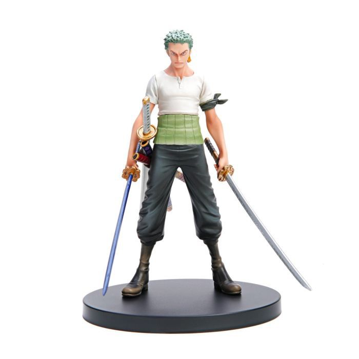 figurine one piece zoro ebay