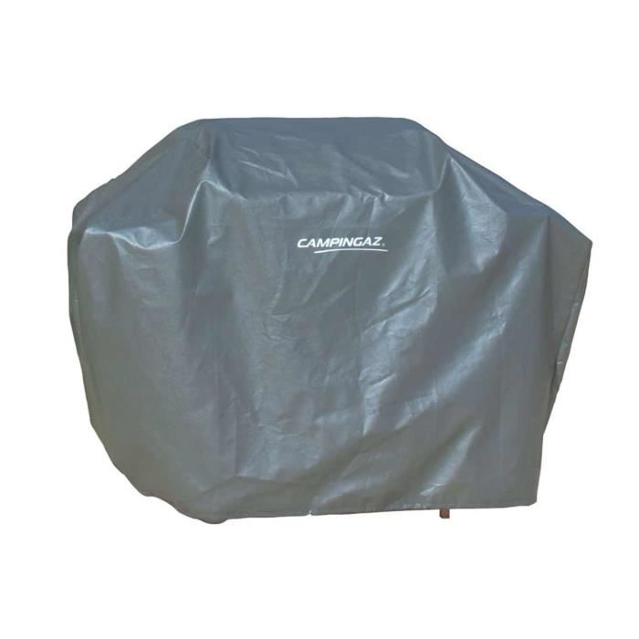 Housse renforc e pour barbecue taille l 122 x 61 x 105 cm for Housse barbecue campingaz