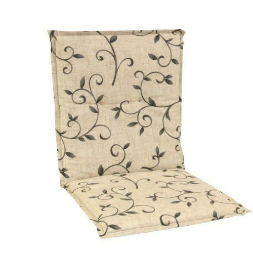 Greemotion 411500 saragossa coussin pour chaise achat for Coussin pour chaise exterieur