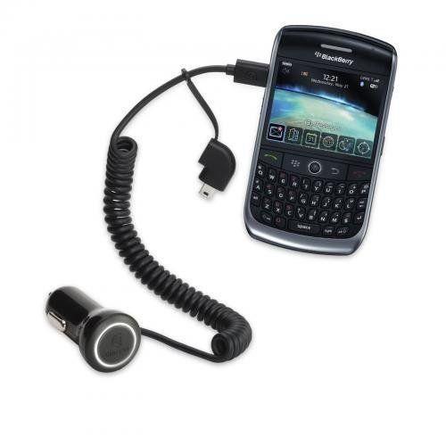 griffin 11360 chargeur voiture universel pour t l phone portable powerjolt achat vente. Black Bedroom Furniture Sets. Home Design Ideas