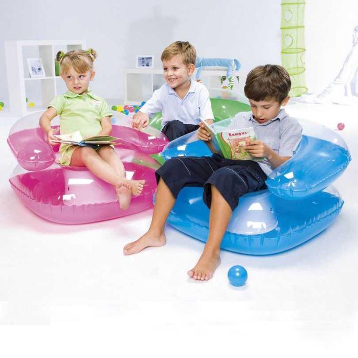 fauteuil piscine gonflable pour enfants achat vente matelas gonflable cdiscount