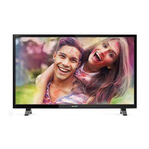 SHARP SH18LC48CFF6002E - TV LED Full HD 1080p - Ecran 121cm (48'') - SMART TV - WIFI - HDMI - Noir