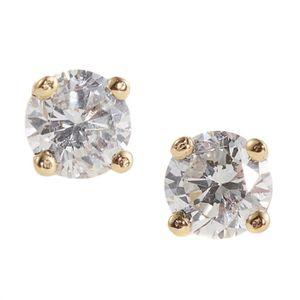 boucles d 39 oreilles diamant achat vente pas cher. Black Bedroom Furniture Sets. Home Design Ideas