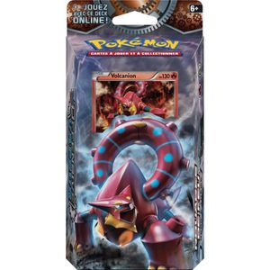 CARTE A COLLECTIONNER POKEMON Starter XY11 - Offensive Vapeur Volcanion