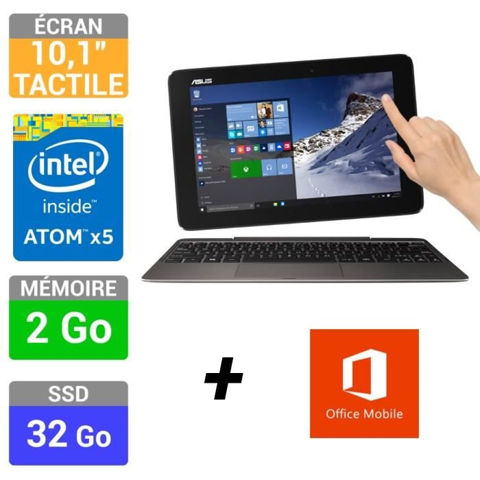 asus transformer book pc convertible tablette t100 prix pas cher cdiscount. Black Bedroom Furniture Sets. Home Design Ideas