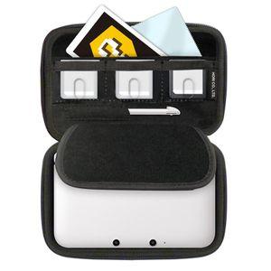 Pochette de Transport Rigide Noir 3DS XL