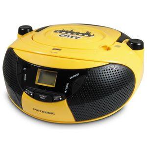 MET 477103 Radio CD-MP3 City