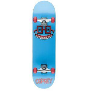 OSPREY Skateboard Double Kick Boards Nerd Face