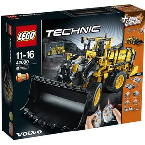 ASSEMBLAGE CONSTRUCTION LEGO® Technic 42030 La Chargeuse Volvo L350F