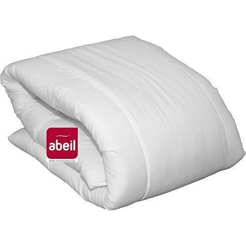 Abeil 15000000953 ch rubin couette polyester blanc 120 x - Couette lyocell ou polyester ...