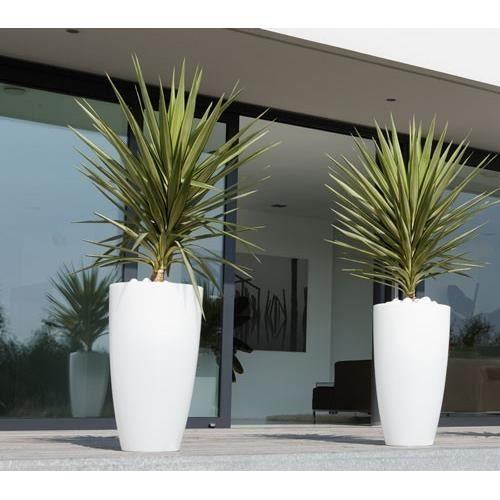 pot de fleurs lumineux 70cm achat vente jardini re pot fleur pot de fleurs lumineux 70cm. Black Bedroom Furniture Sets. Home Design Ideas