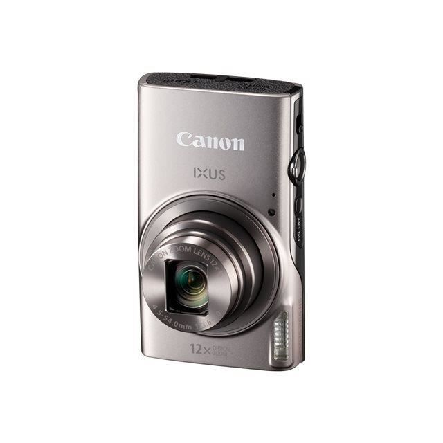 Appareil photo num rique canon ixus 285 hs argent pack for Housse appareil photo canon