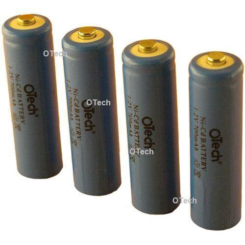 Piles accus rechargeables aa lr6 700 mah x4 achat - Pile rechargeable aa ...
