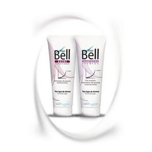 SHAMPOING HAIRBELL Baume & Shampooing 2 x 250 ml