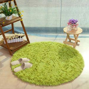 petit tapis rond achat vente petit tapis rond pas cher soldes cdiscount. Black Bedroom Furniture Sets. Home Design Ideas